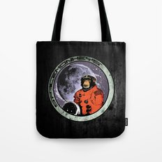 Space Monkeys Tote Bag