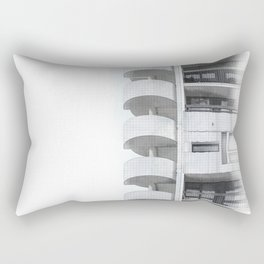 Plattenbau Rectangular Pillow
