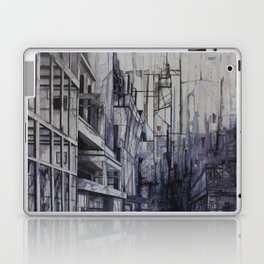 Invisible city Laptop & iPad Skin