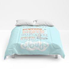 Swinging So High  Comforters