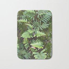 Moss and Fern Bath Mat