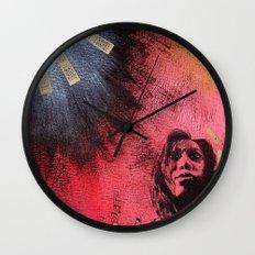The Darkness & Beauty Wall Clock