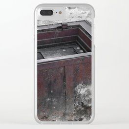 Safe and Sound Clear iPhone Case