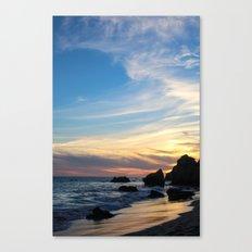 Painted Skies Canvas Print