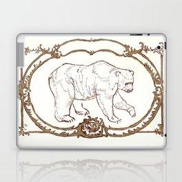 Bear Vignette Laptop & iPad Skin