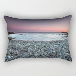 Limeslade Bay South Wales Rectangular Pillow