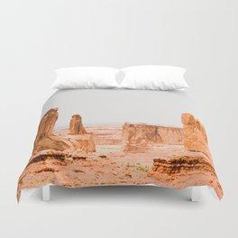 Arches National Park / Utah Duvet Cover