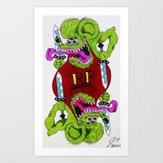 RF Art Print