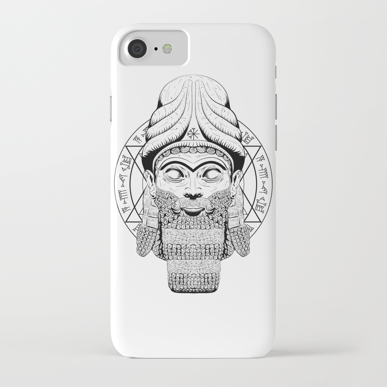 Anunnaki iPhone Case