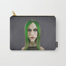 Celebrity Sunday ~ Avril Lavigne Carry-All Pouch