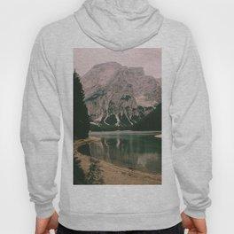 Braies Lake #1 Hoody