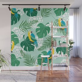 tropical m Wall Mural