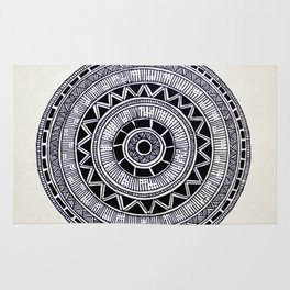 Mandala Creation #6 Rug