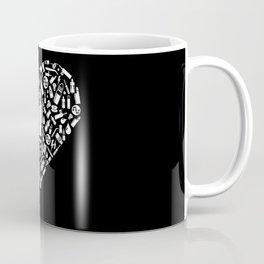 I Love Vape   Vaping Vaper E-Cigarette Liquid Coffee Mug