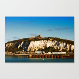 Port of Dover Canvas Print