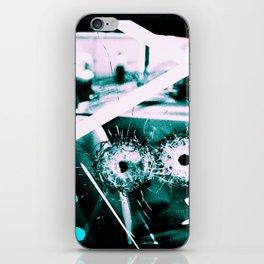 LA Crime Scene iPhone Skin
