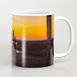 Pacific Beach Sunset Coffee Mug