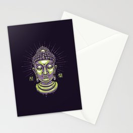 Great Buddha Stationery Cards