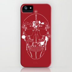 shoes make a skull Slim Case iPhone (5, 5s)
