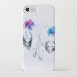 「Hey there!」 iPhone Case