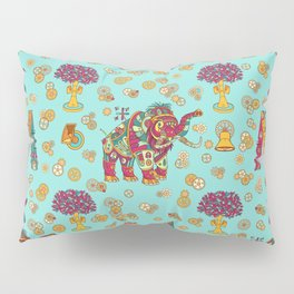 Mammoth, cool wall art for kids and adults alike Pillow Sham