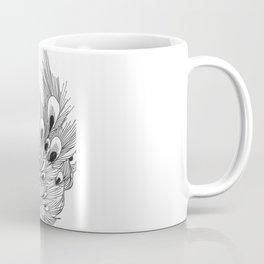 Peacock III Coffee Mug