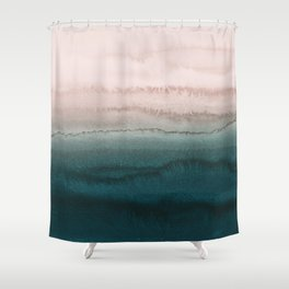 WITHIN THE TIDES - EARLY SUNRISE Shower Curtain