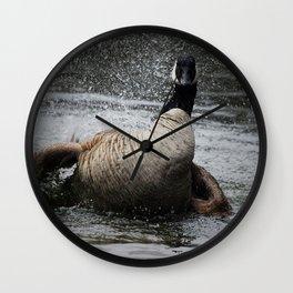 A Bit of Attitude Wall Clock