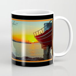 Explore New Cultures! Coffee Mug