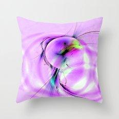 Bubble Mass Throw Pillow