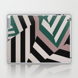 ASDIC/SONAR Dazzle Camouflage Graphic Design Laptop & iPad Skin