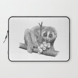 Slow Loris (Kera Duku) Laptop Sleeve