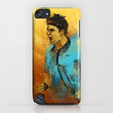 Roger Federer iPod touch Slim Case
