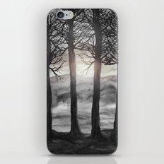 Grateful Love Song B&W iPhone & iPod Skin