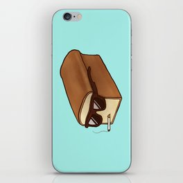 Cool Bread iPhone Skin