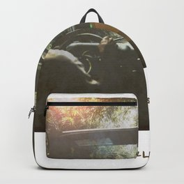 Leave this town Backpack