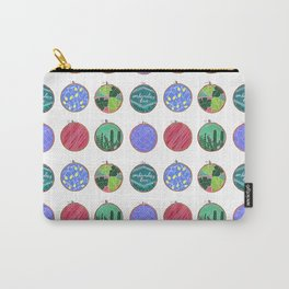 Embroidery Art Carry-All Pouch