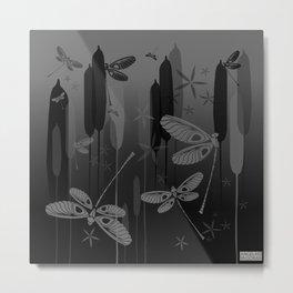 CN DRAGONFLY 1011 Metal Print