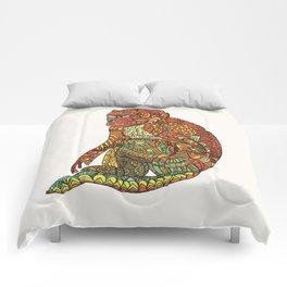 The Monkey Comforters
