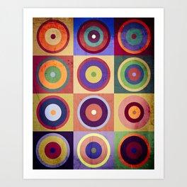 Kandinsky #38 Art Print
