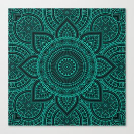 Mandala 11 Canvas Print