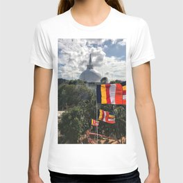 Temple on the Mountain T-shirt