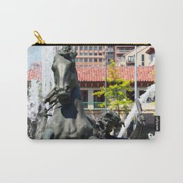 JC Nichols Fountain Carry-All Pouch