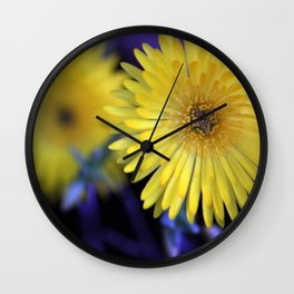 Nice Ice...Plant Wall Clock