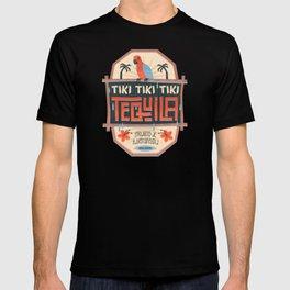 Tiki Tiki Tiki Tequila T-shirt