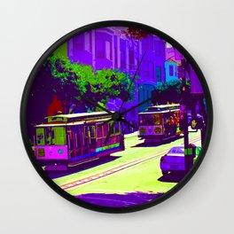 San Francisco 008 Wall Clock