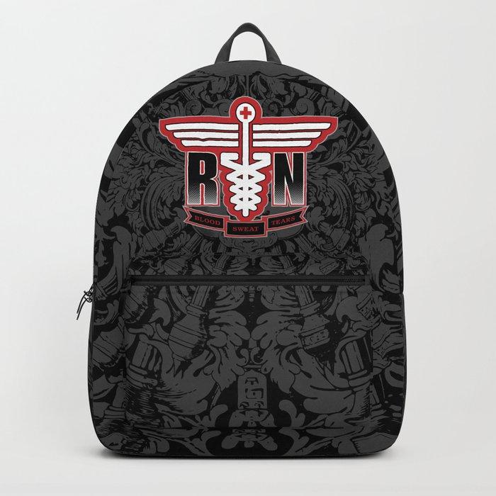 Registered Nurse Backpack