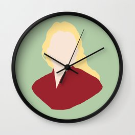 Princess Buttercup Wall Clock