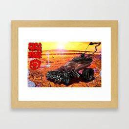 Giga Horse Framed Art Print