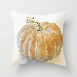 Cinderella Pumpkin Throw Pillow